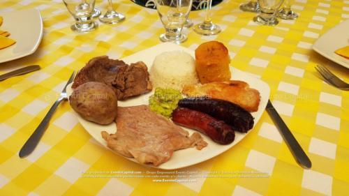 parrillada plato redondo buffet arroz adicional (9)
